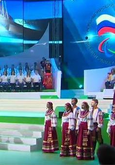 Bị cấm tham dự, Nga tổ chức Paralympic của riêng mình