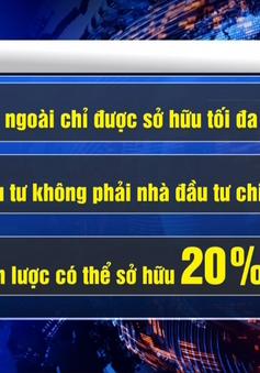 Việt Nam có thể nới room ngoại cho các ngân hàng lên trên 30%