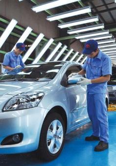 Thuế nhập khẩu giảm, ngành công nghiệp ô tô Việt đứng trước nguy cơ đổ vỡ