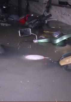TP.HCM: Người dân thiệt hại vì hàng loạt hầm để xe ngập nước