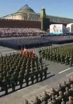 Nga duyệt binh hoành tráng mừng Ngày Chiến thắng phát xít
