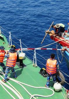 Lực lượng Cảnh sát biển - Điểm tựa trên biển của ngư dân