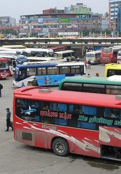 Hà Nội: Điều chuyển các tuyến vận tải hành khách tại bến xe Lương Yên