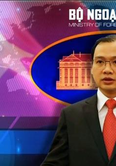 Việt Nam phản đối quan chức Đài Loan ra đảo Ba Bình