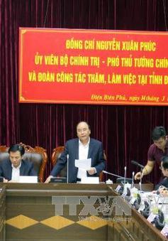 PTTg Nguyễn Xuân Phúc yêu cầu tỉnh Điện Biên hoàn tất hồ sơ ứng cử ĐB Quốc hội