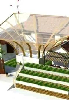 Sinh viên lên ý tưởng kiến trúc nhà ở cho người dân Trường Sa