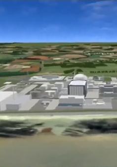 Anh ký hợp đồng xây dựng nhà máy điện hạt nhân