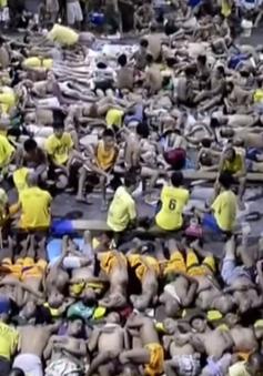Nhiều nhà tù tại Philippines quá tải do chiến dịch trấn áp tội phạm