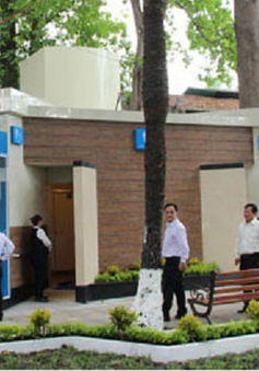 TP.HCM dự kiến đổi đất lấy nhà vệ sinh công cộng