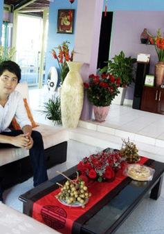Ngắm nhà vườn đẹp như mơ của ca sĩ Nguyễn Phi Hùng