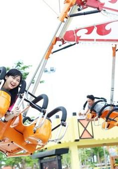 Asia Park - Khu vui chơi không nên bỏ qua khi tới Đà Nẵng