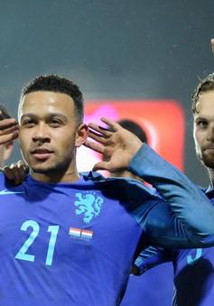 VIDEO, Luxembourg 1-3 Hà Lan: Người hùng Depay