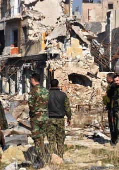 Nhiều đàn ông Syria mất tích bí ẩn tại vùng do Chính phủ kiểm soát