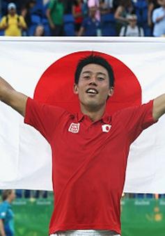 Olympic Rio 2016: Đánh bại Nadal, Nishikori giành HCĐ quần vợt đơn nam