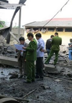 Vụ nổ lò hơi ở Thái Nguyên có sai phạm về quản lý thiết bị