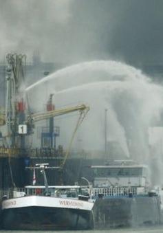 Nổ nhà máy hóa chất lớn nhất thế giới ở Đức, 7 người thương vong