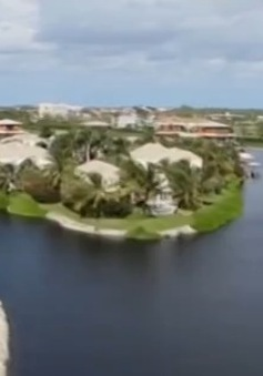 Quần đảo Cayman - chủ nợ lớn thứ ba của Mỹ