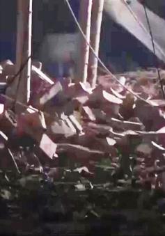 Nổ pháo hoa ở Trung Quốc, ít nhất 7 người thiệt mạng