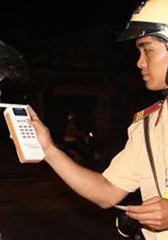 CSGT Đà Nẵng bắt đầu lập chốt gần các quán nhậu