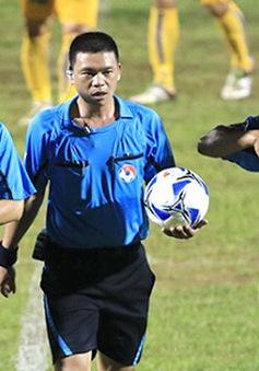 Lịch thi đấu vòng 10 V.League 2016: Tâm điểm là các trọng tài