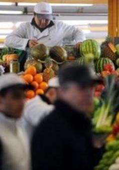 EU giải quyết khủng hoảng giá nông sản