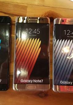 Đập hộp Galaxy Note 7 ngay trước giờ ra mắt