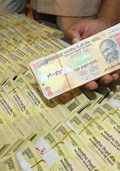 Ấn Độ chi 3,4 tỷ Rupee thúc đẩy xã hội không tiền mặt