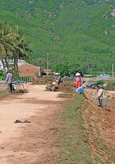 Bình Định: 28 xã nông thôn mới nợ gần 55 tỉ đồng