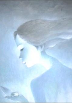 """Khai mạc triển lãm tranh """"Thiếu nữ, trăng và hoa"""""""