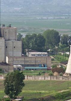 Triều Tiên có dấu hiệu tái khởi động hoạt động hạt nhân