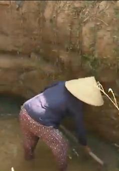 Quảng Ngãi: Thiếu nước sinh hoạt trầm trọng tại các khu tái định cư