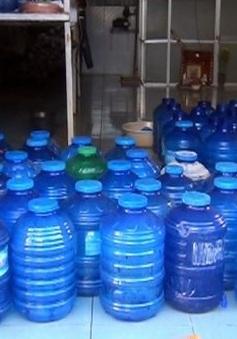 Gần 40% nước uống đóng bình tại TP.HCM không đạt chuẩn vệ sinh