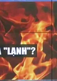 Vì sao có người nuốt được lửa?