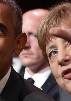 Tổng thống Mỹ họp bất thường với lãnh đạo 4 nước châu Âu