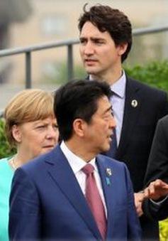 G7 nhất trí các biện pháp tài chính tăng trưởng toàn cầu