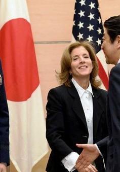Mỹ trao trả Nhật Bản đất huấn luyện quân sự