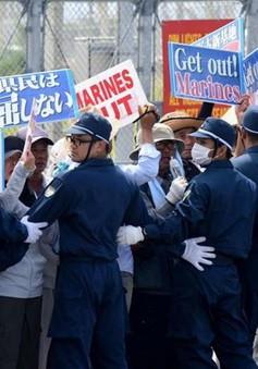 Nhật Bản biểu tình phản đối lính Mỹ