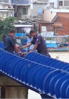 Lũ cuốn đường ống, hàng ngàn hộ dân Khánh Hòa mất nước