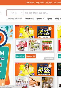 Hà Nội kích hoạt ngày mua sắm trực tuyến Online Friday vào tối nay (1/12)