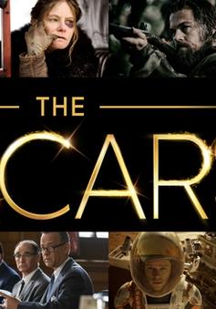 Tượng vàng Oscar 2016 đáng giá bao nhiêu tiền?