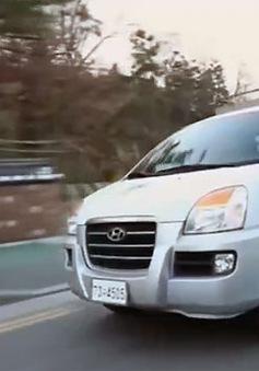 Ô tô theo dõi khói bụi tại Hàn Quốc