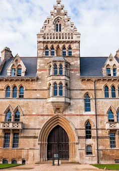 Oxford đứng đầu các trường Đại học tốt nhất thế giới