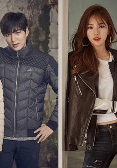 Lee Min Ho tình tứ bên người khác, Suzy lẻ loi một mình