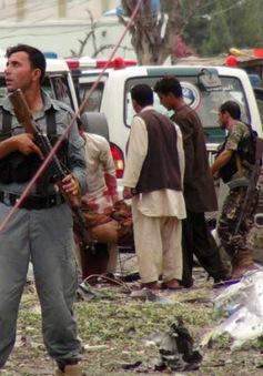 Đánh bom liều chết gần Lãnh sự quán Pakistan ở Afghanistan