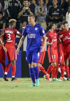 PSG 4-0 Leicester City: Buồn cho ĐKVĐ Ngoại hạng Anh!