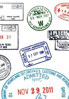 """Những tấm hộ chiếu """"quyền lực"""" nhất thế giới"""