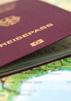 Hộ chiếu Đức đi được nhiều nước nhất thế giới
