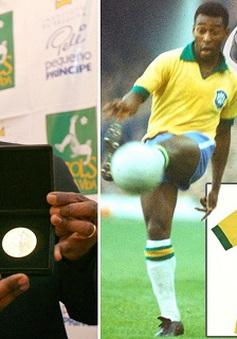 Vua bóng đá Pele bán đấu giá 2.000 kỷ vật để làm từ thiện