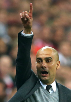 Bayern thắng nhạt, HLV Guardiola vẫn hài lòng