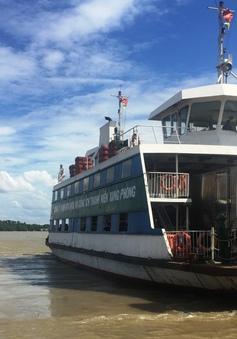 TP.HCM kiến nghị xây cầu thay thế phà Cát Lái